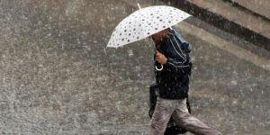 Dikkat! Meteoroloji'den sağanak yağış uyarısı!