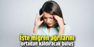 İşte migren ağrılarını ortadan kaldıracak buluş
