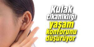 Kulak tıkanıklığı yaşamı olumsuz etkiliyor!