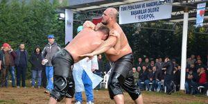 Egepol'den Yağlı Güreş Turnuvasına destek