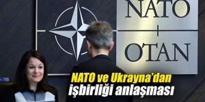 NATO ve Ukrayna'dan işbirliği anlaşması